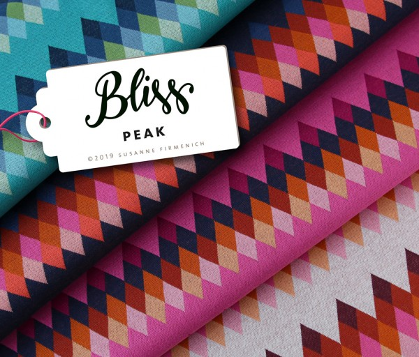 Bliss Peak Jacquard Beige