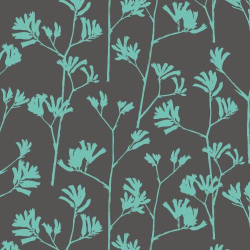 Landscape - Kangaroo Paw Turquoise