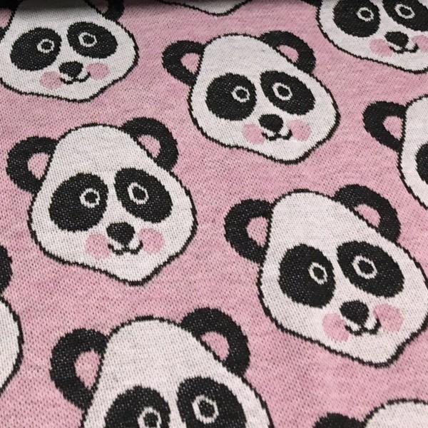 Hamburger Liebe Pandabären Rosa