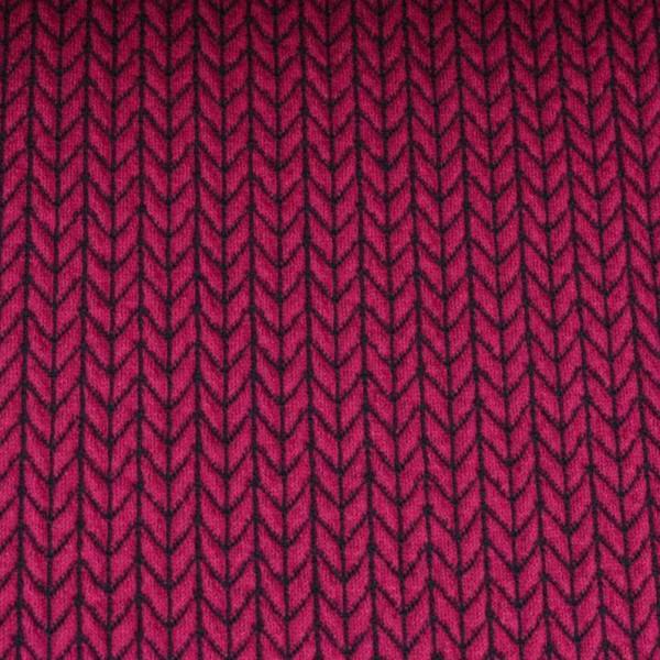 Hamburger Liebe Knit Knit Ciclamino
