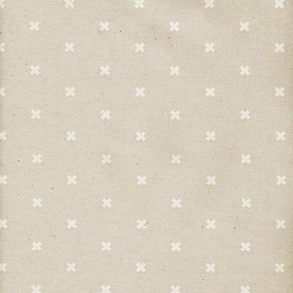 Cotton+Steel Basics - XOXO Natural