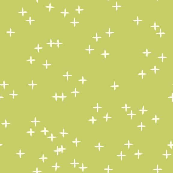 Biostoff Grün Weiß Kreuze