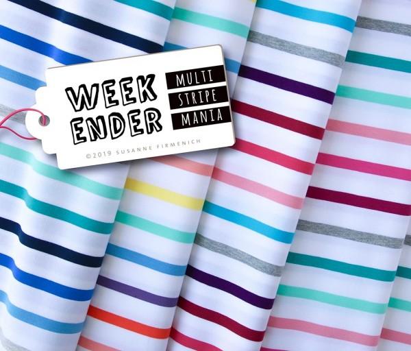 Weekender Multi Stripe Jersey 4