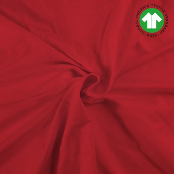 Bio-Bündchen Rot