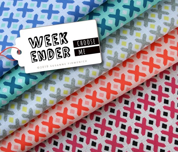 Weekender Choose Me 2 Verdino Atlantik Meringa