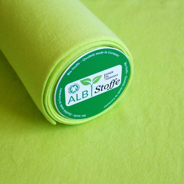 Bündchen Kiwi Lime Grün
