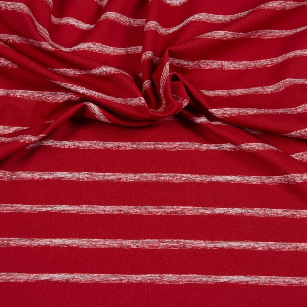 Hilco Jersey Sea Stripes Rot