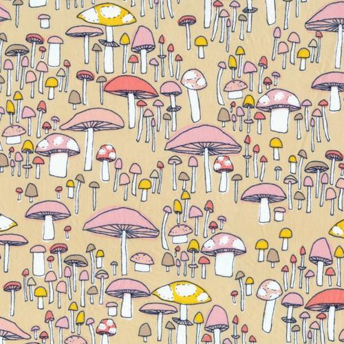 Arcadia - Mushroom March - Coral