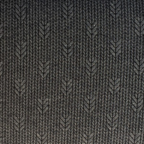 Up Knit Carbon Schwarz - Plain Stitches Hamburger Liebe