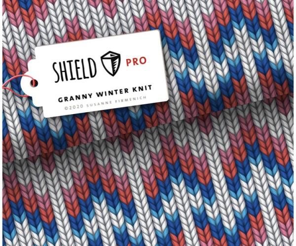 Shield Pro - Granny Winter Knit