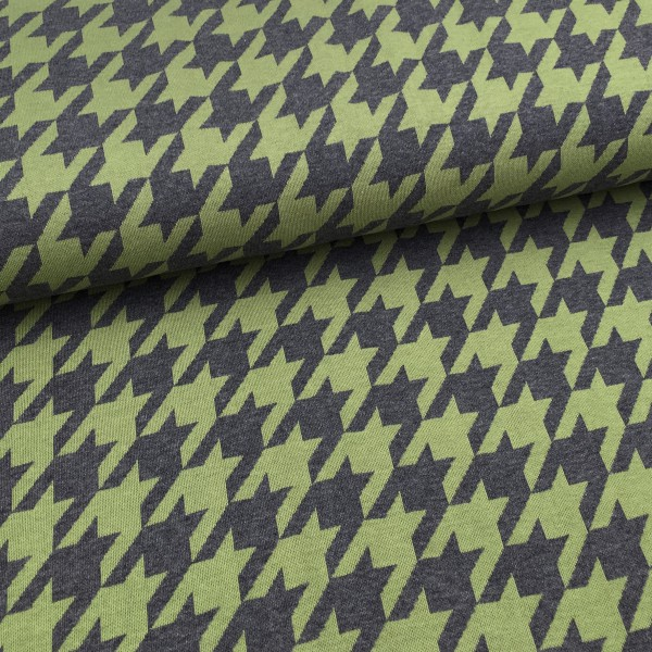 Hamburger Liebe Big Houndstooth Olivia Carbon