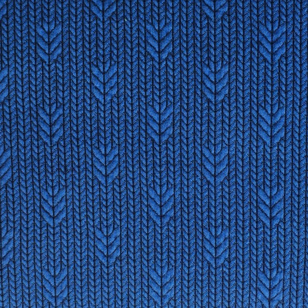 Up Knit Navy Blau Bluette- Plain Stitches Hamburger Liebe