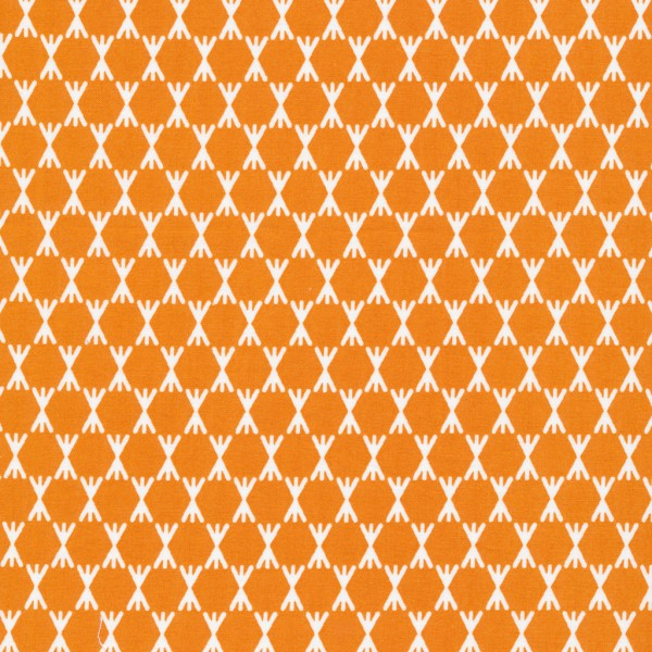 Foxglove - Stem Dot Orange