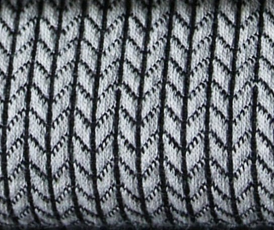 Hamburger Liebe Knit Knit Hellgrau