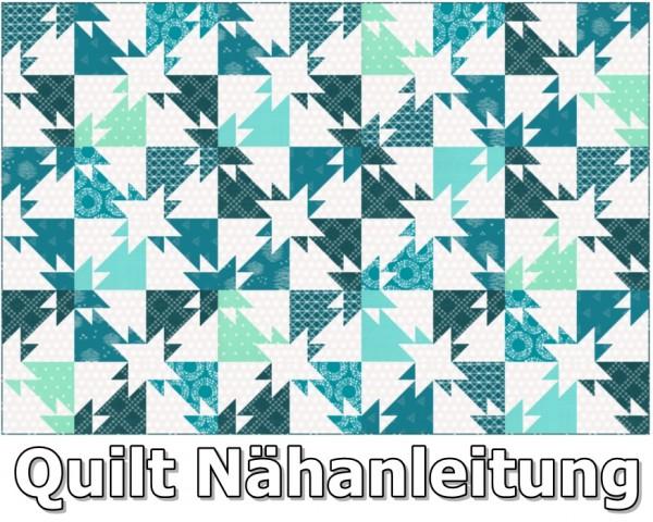 Triangle Challenge - Patchwork Nähanleitung