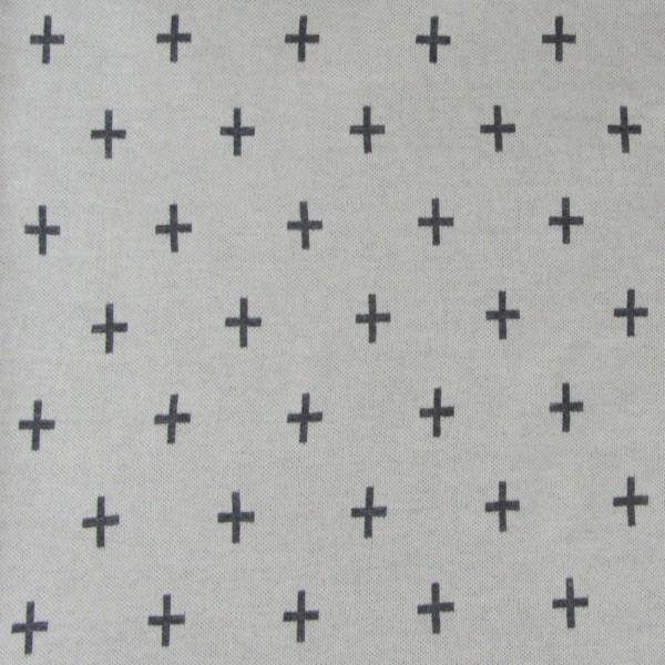 Hamburger Liebe Mono Criss Cross 4 Beige Grau
