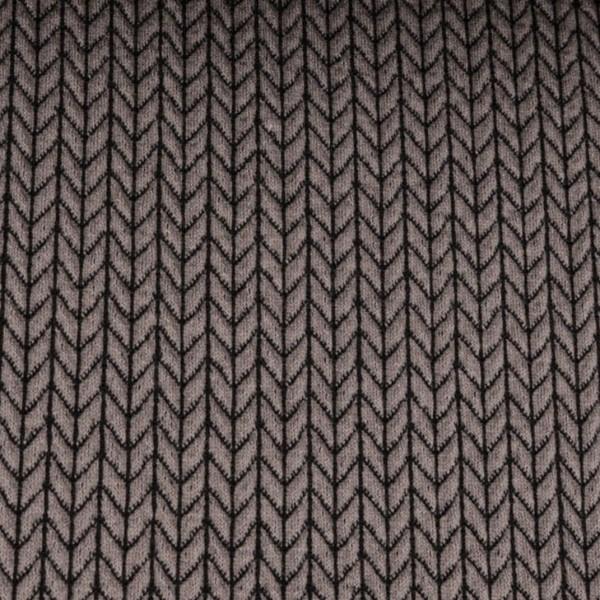 RESTSTÜCK 0,75m Hamburger Liebe Knit Knit Griglio Londra