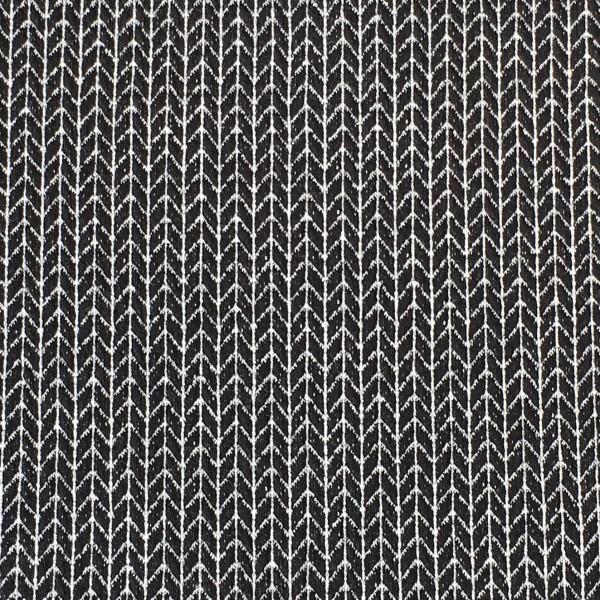 Hamburger Liebe Big Knit Knit Glam Schwarz Silber